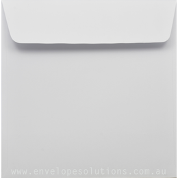 Square - 130 x 130mm White 100gsm Envelopes (Pacesetter)