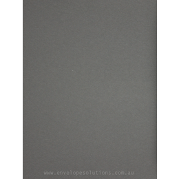A4 - 210 x 297mm Colorplan Dark Grey 270gsm Card