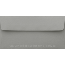 DL - 110 x 220mm Colorplan Real Grey 135gsm Envelopes