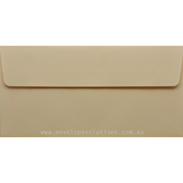 DL - 110 x 220mm Kaskad Curlew Cream 100gsm Envelopes