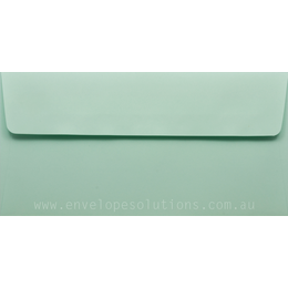 DL - 110 x 220mm Kaskad Leafbird Green 100gsm Envelopes