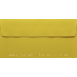 DL - 110 x 220mm Kaskad Oriole Gold 100gsm Envelopes