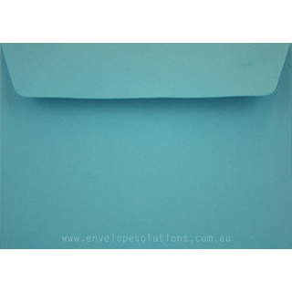 C6 - 114 x 162mm Colorplan Turquoise 135gsm Envelopes