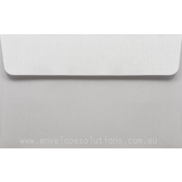 11B - 90 x 145mm Curious Metallic Ice Silver 120gsm Envelopes