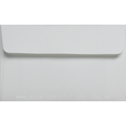 11B - 90 x 145mm Via Felt Bright White 118gsm Envelopes