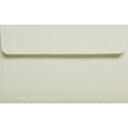 11B - 90 x 145mm Via Felt Cream White 118gsm Envelopes