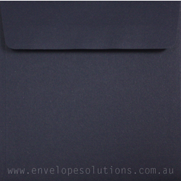 Square - 130 x 130mm Colorplan Imperial Blue 135gsm Envelopes