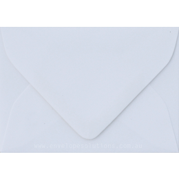 72 x 102mm Knight Smooth White 105gsm Envelopes