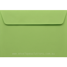 C5 - 162 x 229mm Kaskad Parakeet Green 100gsm Envelopes