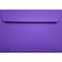 C6 - 114 x 162mm Colorplan Purple 135gsm Envelopes