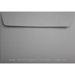 C6 - 114 x 162mm Colorplan Real Grey 135gsm Envelopes