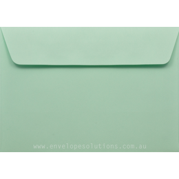 C6 - 114 x 162mm Kaskad Leafbird Green 100gsm Envelopes