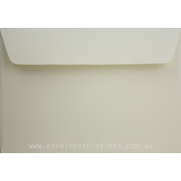 C6 - 114 x 162mm Via Felt Cream White 118gsm Envelopes
