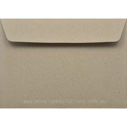 Card Envelope - 130 x 184mm Botany Natural 115gsm