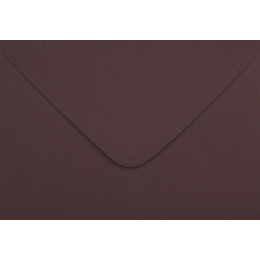 Card Envelope - 131 x 187mm Colorplan Claret 135gsm