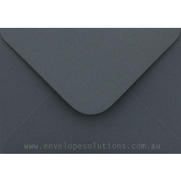 Card Envelope - 131 x 187mm Colorplan Dark Grey 135gsm