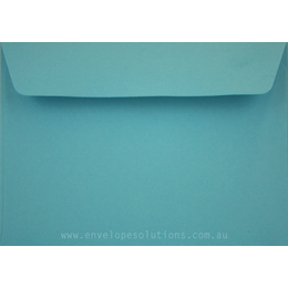 Card Envelope - 130 x 184mm Colorplan Turquoise 135gsm
