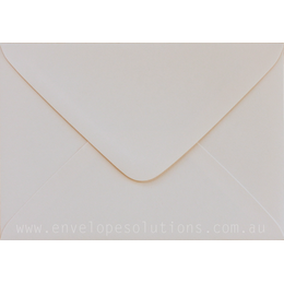 Card Envelope - 131 x 187mm Colorplan Vellum White 135gsm