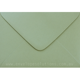Card Envelope - 131 x 187mm Stephen Verdigris Green 120gsm