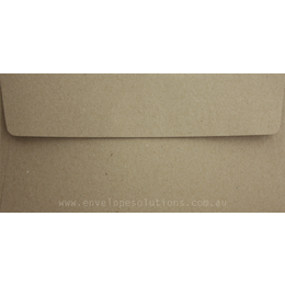 DL - 110 x 220mm Botany Natural 115gsm Envelopes