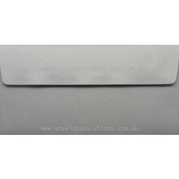 DL - 110 x 220mm Curious Metallic Galvanised 120gsm Envelopes