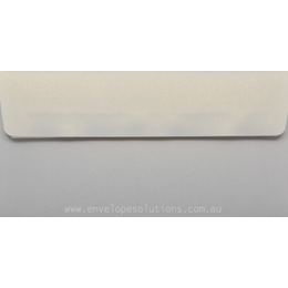 DL - 110 x 220mm Curious Metallic Ice Gold 120gsm Envelopes