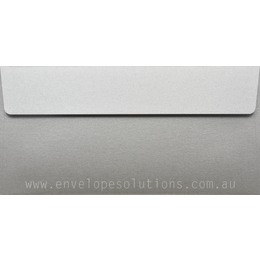 DL - 110 x 220mm Stardream Silver 120gsm Envelopes