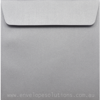 Square - 150 x 150mm Curious Metallic Galvanised 120gsm Envelopes