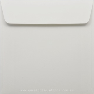 Square - 150 x 150mm Via Felt Bright White 118gsm Envelopes