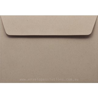 C6 - 114 x 162mm Via Vellum Kraft 104gsm Envelopes
