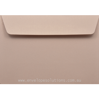 Card Envelope - 130 x 184mm Curious Metallic Nude 120gsm Envelopes